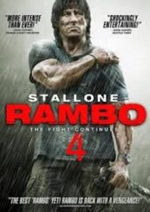 Rambo Shoot in Thailand