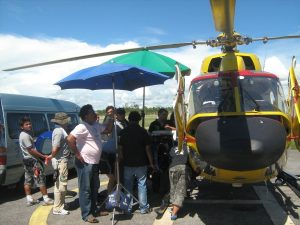 Indian Action Films Shoot